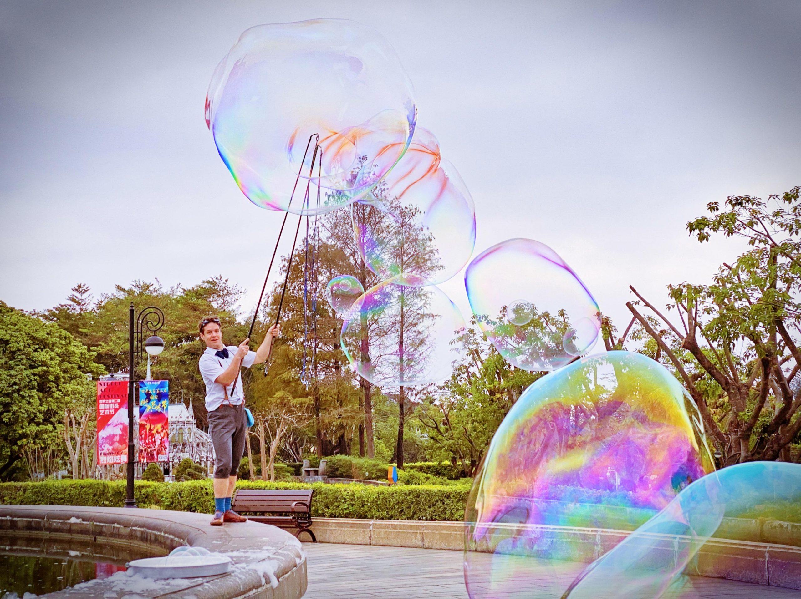Prof. Bubbles